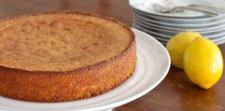 Gâteau moelleux au mascarpone et au citron avec thermomix