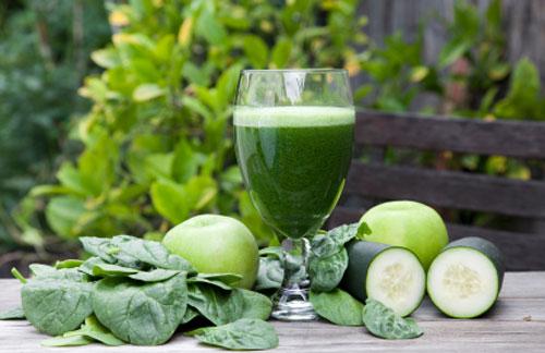 Jus de l gumes vertes avec thermomix recette thermomix - Faire des jus de legumes ...