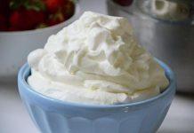 Crème Chantilly fait maison au Companion