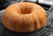 Gâteau Savoie léger