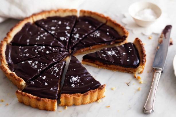 Tarte chocolat rapide et facile