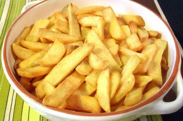 Frites croustillantes weight watchers recette weight - Plat cuisine weight watchers ...