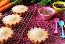 Petits Cakes aux carottes