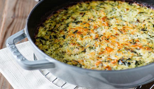 Gratin de riz et courgettes weight watchers plat et - Plat cuisine weight watchers ...