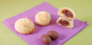 Biscuits lapins au chocolat de Pâques avec Thermomix