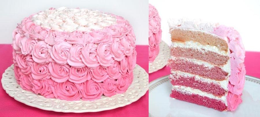 Glacage Mascarpone Pour Layer Cake