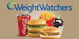 Menu McDonald's en Smartpoints