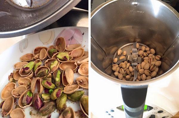 Astuce pour éplucher les pistaches