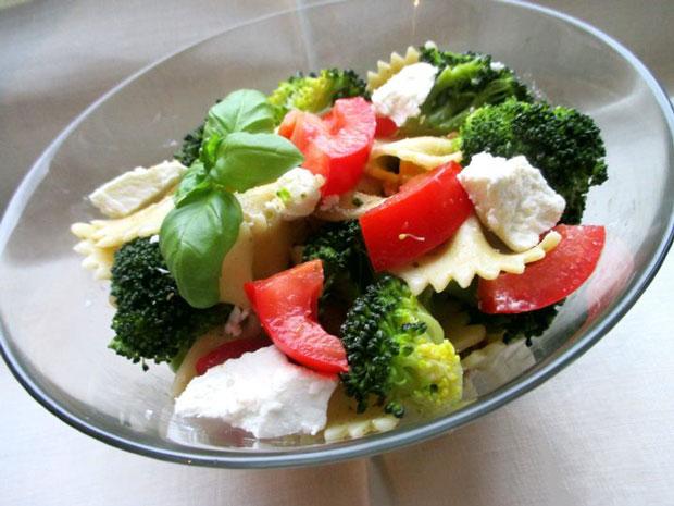 Salade de p te au brocoli weight watchers plat et recette recettes de cuisine faciles et - Plat cuisine weight watchers ...