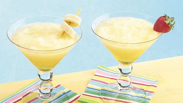Cocktail da quiri aux bananes avec thermomix plat et recette for Cocktail thermomix