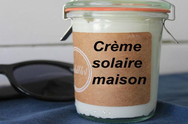Cr me solaire maison au thermomix astuce thermomix - Creme solaire maison ...