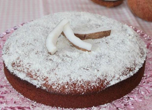 Gâteau à la Noix de Coco Facile avec Thermomix