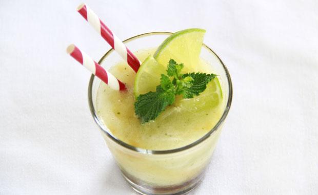 Mojito au melon facile avec thermomix plat et recette - Recette mojito thermomix ...