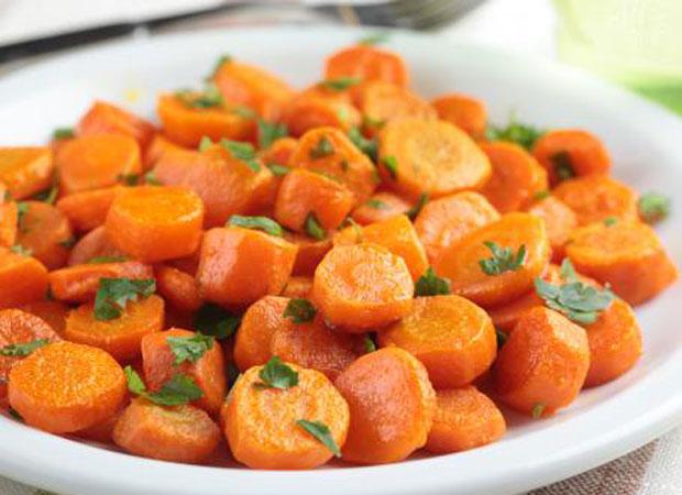 carottes vichy rapide recettes l g res plat et recette. Black Bedroom Furniture Sets. Home Design Ideas