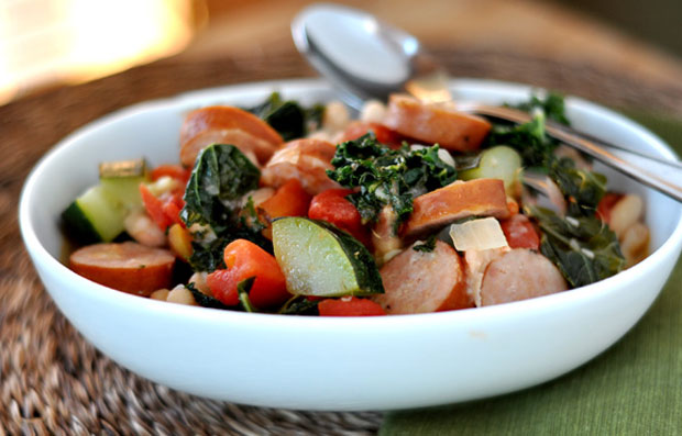 ragout de legumes d'ete
