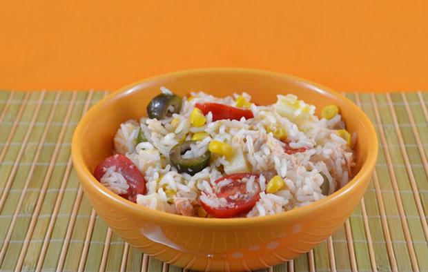 Salade De Riz Au Thon L G Re Recette Weight Watchers
