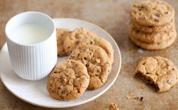 Cookies Légers Sans Beurre Weight Watchers
