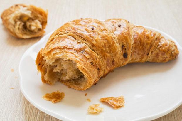 Croissants la farine compl te au thermomix recette - La cuisine au thermomix ...