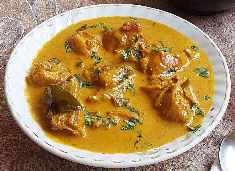Poulet au curry et au lait de coco weight watchers weight watchers - Poulet au curry et lait de coco ...