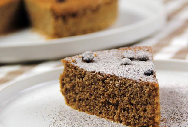 Gâteau moelleux au Café avec Cookeo