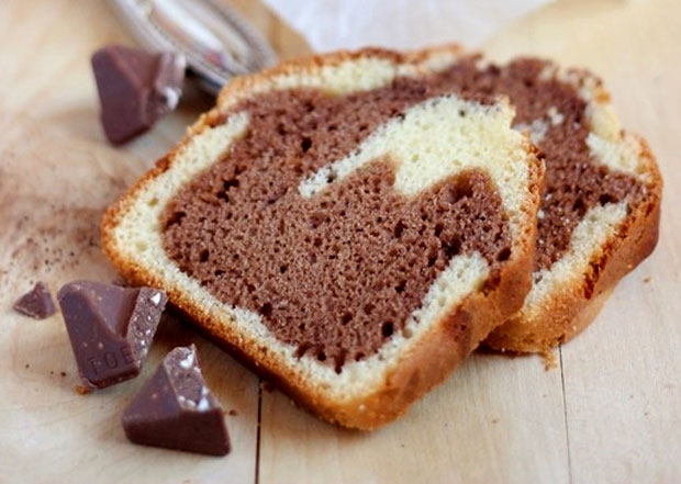 cake marbr au toblerone avec thermomix recette thermomix. Black Bedroom Furniture Sets. Home Design Ideas