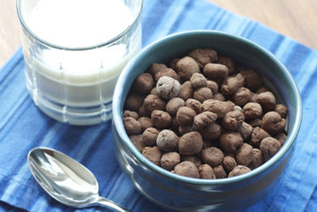céréales au Nutella fait maison avec Thermomix