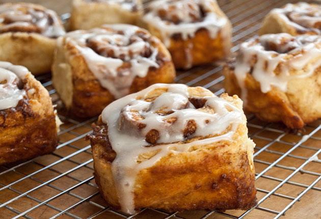 Cinnamon Rolls Using Cake Mix Recipe