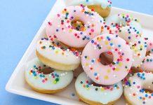 Donuts allégés avec Thermomix