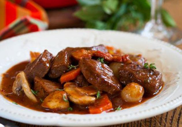 Mijot de boeuf aux l gumes l ger recettes l g res plat et recette - Plat cuisine weight watchers ...