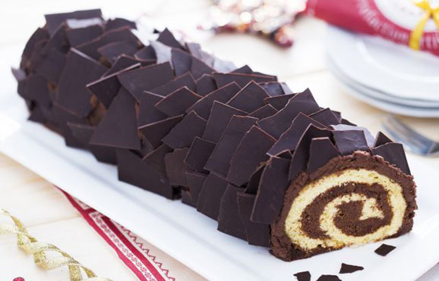 Creme patissiere au chocolat pour buche thermomix