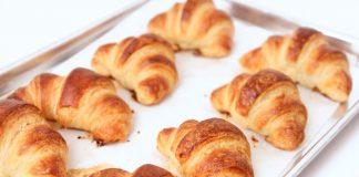 Croissants comme chez le boulanger au Thermomix
