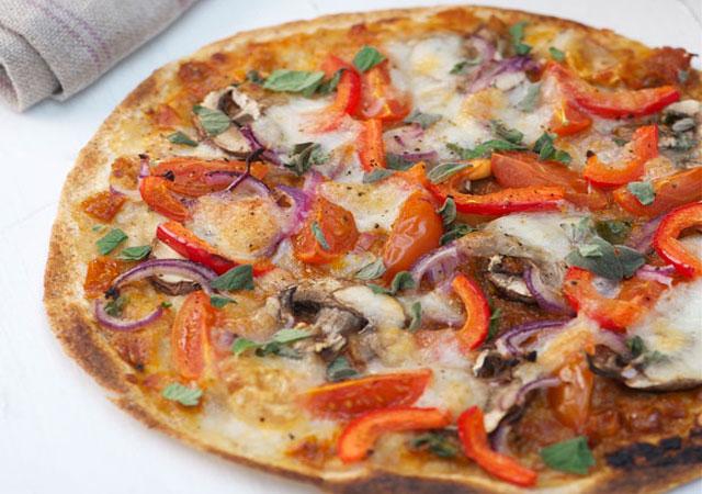 Wraps façon Pizza Weight Watchers