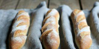 Baguettes comme chez le boulanger au Thermomix