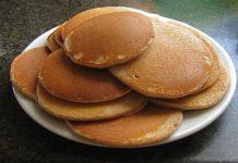 Pancakes léger à 1 SP WW