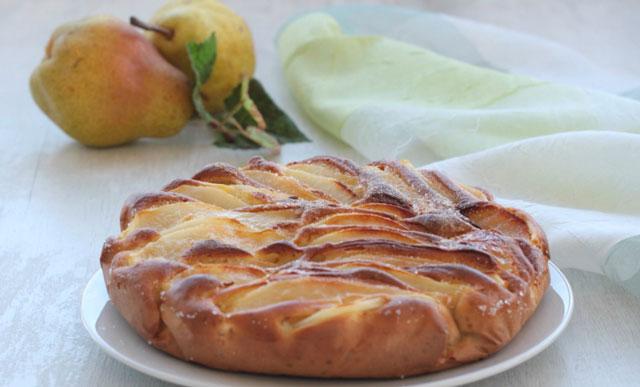 G teau aux poires sans mati re grasse ww plat et recette - Cuisine sans matiere grasse ...