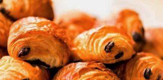 pains au chocolat (comme chez le boulanger ) au Thermomix
