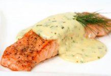 sauce pour poisson légère WW