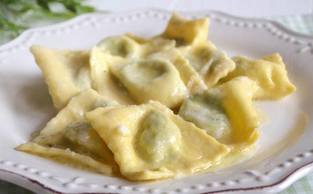 Raviolis la ricotta et aux pinards ww plat et recette for Plat simple et convivial