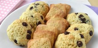cookies au yaourt à 2 sp