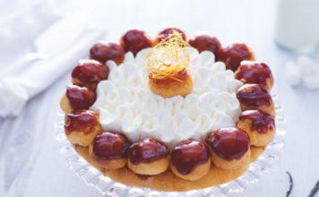 gâteau Saint Honoré au Thermomix