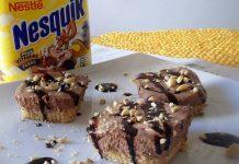 Mini-cheesecake au Nesquik avec Thermomix
