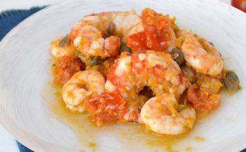 Ragoût de crevettes WW