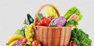 Assiette équilibrée pour le régime weight watchers