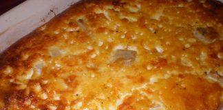 Clafoutis au thon et tomates WW