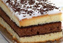 Gâteau Napolitain au Nutella avec Thermomix