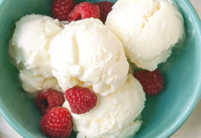 Glace au yaourt avec Thermomix