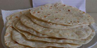 Pâte à Wraps ou Tortilla au Thermomix
