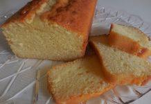 cake au mascarpone avec thermomix