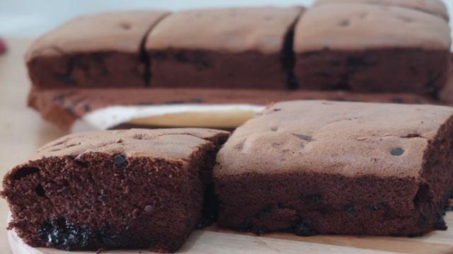 gâteau double chocolat au Thermomix