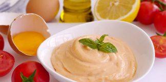mayonnaise aux tomates cerises au Thermomix